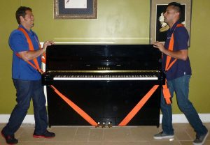 piano strapping