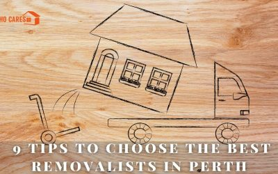9 Tips To Choose The Best Removalists In Perth