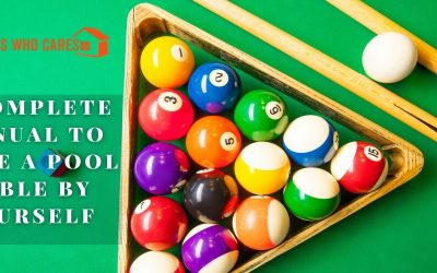 A Complete Manual To Move A Pool Table By Yourself