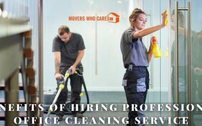 Benefits Of Hiring Professional Office Cleaning Service