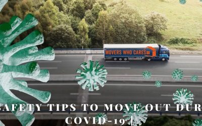 10 Safety Tips To Move Out During COVID-19 | Best Removalists Perth