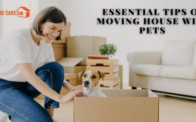 Essential Tips On Moving House With Pets