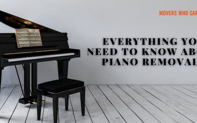 Everything You Need To Know About Piano Removals