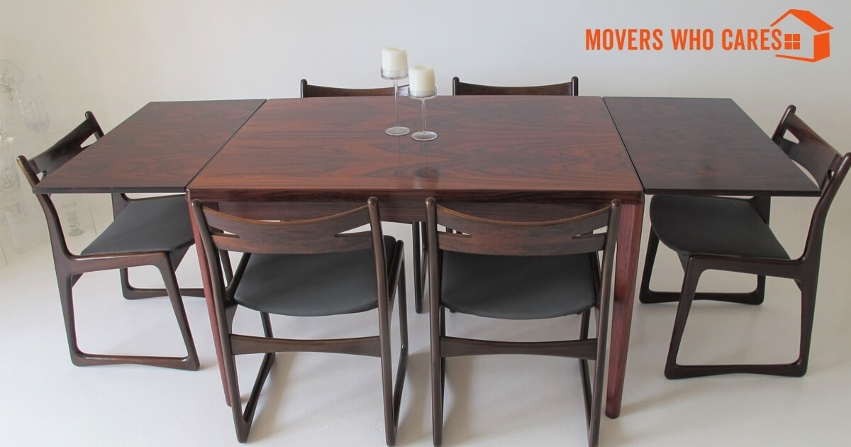 Dining Table Removalists Willetton