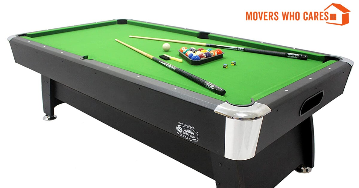 Pool Table Removalists Willetton